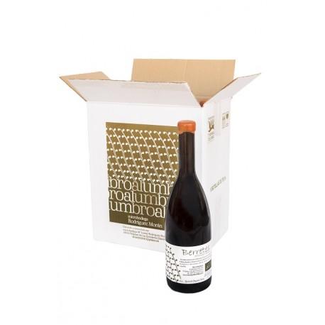 Caja 6 botellas berretes 2015