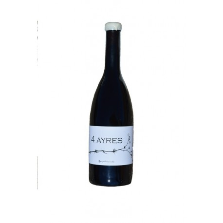 Red wine 4 ayres bottle