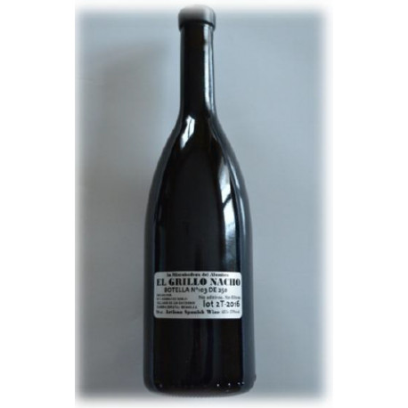 Bottle Alumbro Grillo Nacho 2017